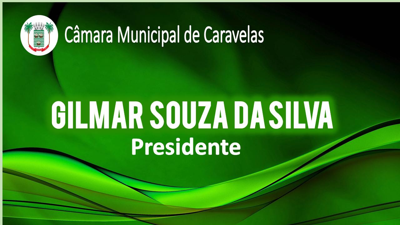 Gilmar Souza- Presidente