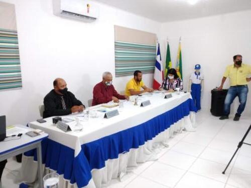sessão Ordinária de 12-abril-2021